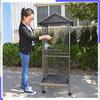 Factory Supplied wire mesh breeding bird cage