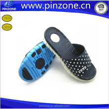 Dot outdoor slipper man outdoor mule slipper