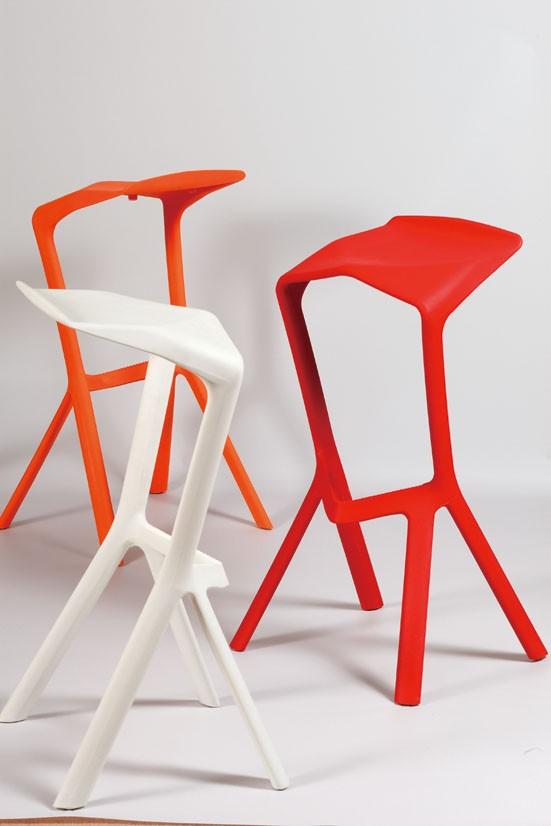 Пластиковый стул Realever 4 /pp , XS-070