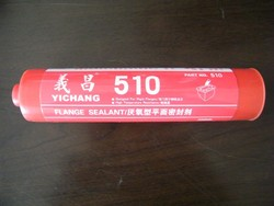 510 High temperature and solvent resistance anaerobic flange sealant