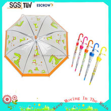 Transparent/cute whosale cheap high quality China children umbrella