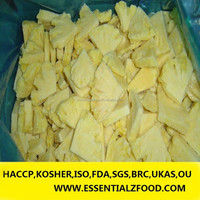 2015 Sweet Frozen Pineapple frozen iqf pineapple fresh pineapple price