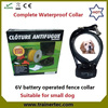 Best selling wireless electric invisible dog fences outdoor