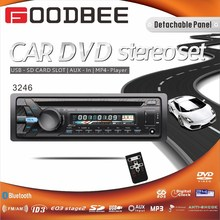 New Model 1 Din Auto Indash car DVD Player with FORYOU mechanism