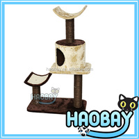 Eco-friendly Deluxe Cat Tree House