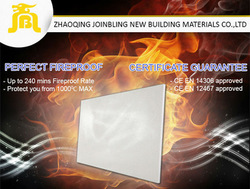 Outdoor Fire-proof Mildew-proof Fiber Cement Board