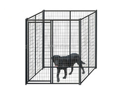 Strong dog fence dog crate from processing factory