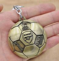 key chain wholesale soccer real madrid bottle opener keychain,football trinket couple key ring keyrings, real madrid souvenirs