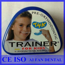 [ AiFan Dental ]T4K teeth orthodontics trainers for 6 to 8 years old child