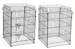 Free combination wire pet fence