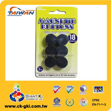 Ferrite Magnet disc magnetic button magnet for crafts with adhesive foam