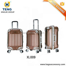 Lightweight Cabin Luggage Bag Trolley with External Wheels