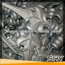 Wrought Iron Spear-New 2012