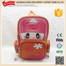 Car shaped funny cartoon Bag Kid's Bag Children Backpack for outdoor sports