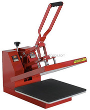 Sublimation High pressure heat transfer printing machine/t shirt press