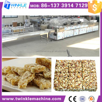 TKD387 PEANUT CANDY BAR MAKING MACHINE