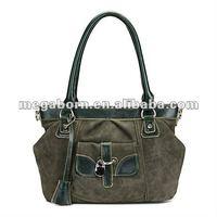 2015 Autumn&Winter Suede Fashion Lady Handbag