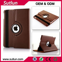 360 degree Rotating tablet Cover Flip leather case for ipad 2 3 4 ipad air air2 mini 1 2 3