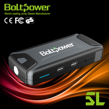 Boltpower Car Jump Starter Jumper\/Power Battery Charger with multiful funtion