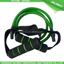 Elastic Bungee Cord With Color Foam Handles
