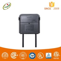 4 rail pv cell box with high quality and cheap price (PV-XT1206 Series)