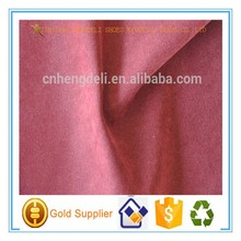 "54"" Width and PU Material flock leather for shoes"