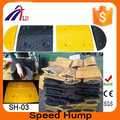 Reciclable goma SH-03--Speed Hump