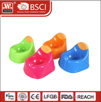 Plastic baby potty chair/More styles, please click