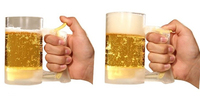 CT-530 Hot sale world cup beer mug Creativity will play bubbles beer mug