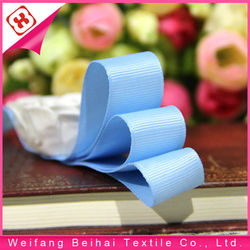 China gold manufacturer First Choice 2014 handmade big wedding ribbon bow