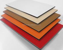 solid color 4MM fire resistant covering for exterior and interior wall