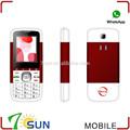 comprar directamente desde la fábrica de china telefonos moviles 5700 mini dual sim whatsapp facebook twitter