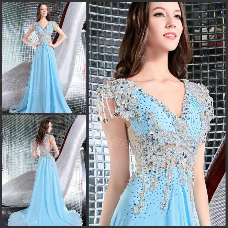 Amazing evening dresses: Evening dress for rental