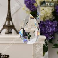 Almond shape K5&K9 crystal chandelier trimmings/parts/pendant/drops