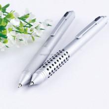 4 IN 1 multifunction metal pen 012364,ball pen+mechanical pencil