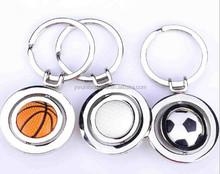 Metal basketball/football/Golf key buckle
