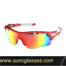Intercambiables gafas/anteojos deporte logotipo personalizado