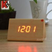Factory price red light digital type electronic led muslim azan clock