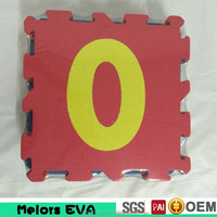 Melors Cheap new arrival camp jigsaw indoor floor mat