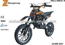 The CE certification china dirt bike