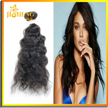 JS Factory Qingdao Hair Supply 100% Indian Human Hair Wholesale Unprocessed Raw Indian Hair