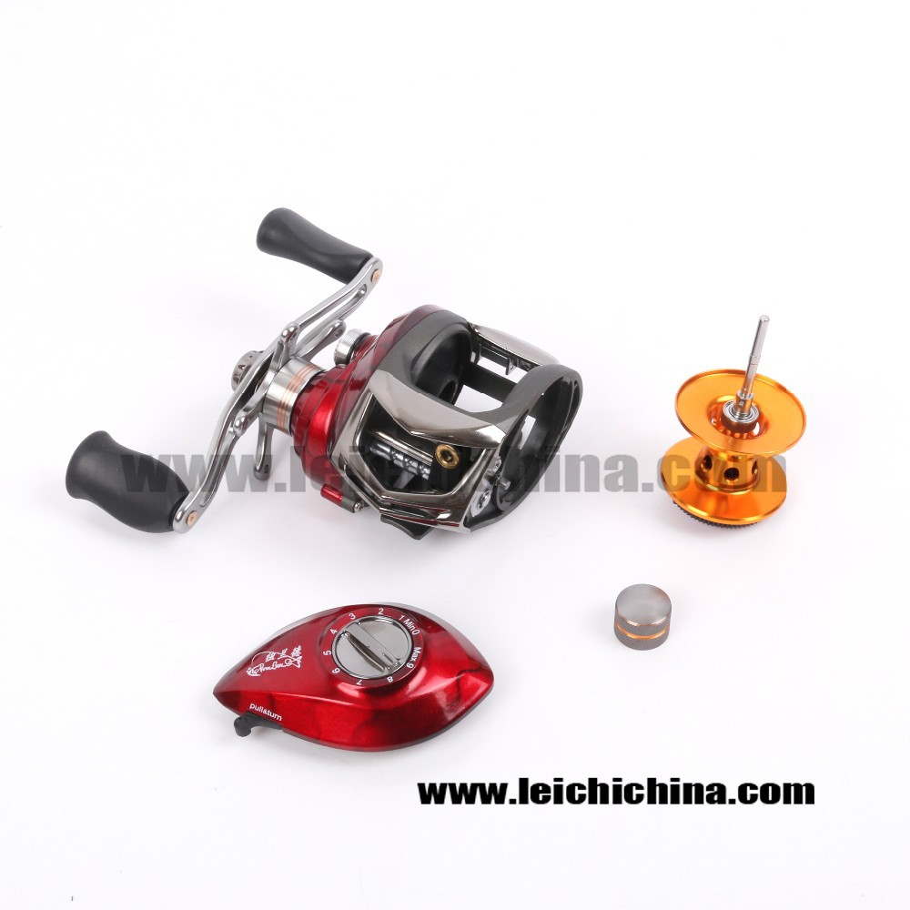 In stock low profile bass fishing baitcasting reel buy for Bass pro fishing reels