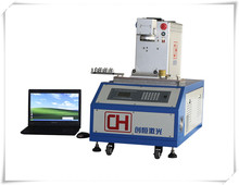 Portable laser wires/cables marking machine