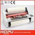 el pequeño rollo de la máquina de laminación se utiliza la máquina que lamina la venta