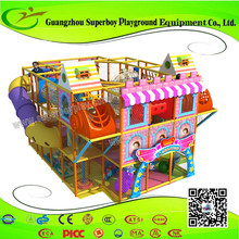 151-26A Superboy Brand Indoor Candy Themed Soft Play Land Toys, Play Land