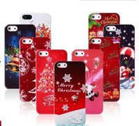 2014 New Arrival Best Christmas Gift Christmas Images Pattern Mobile Phone Case for iPhone 6