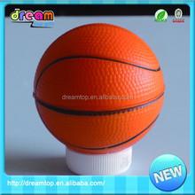 China soft 6.3cm pu wholesale mini basketball