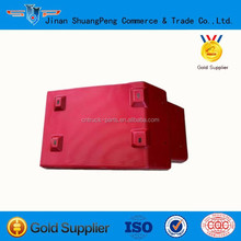 OEM service good price howo trailers plastic mudguards for cab