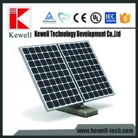 160W monocrystalline Folding solar panels with full certificate