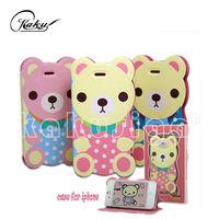 KAKUSIGA 2014 cute design smartphone case sublimation phone case